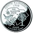 South Carolina quarter
