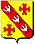 Wappen von Boulay-Moselle