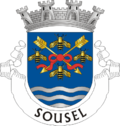 Crest of Sousel municipality (Portugal).png