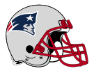 Helm der New England Patriots