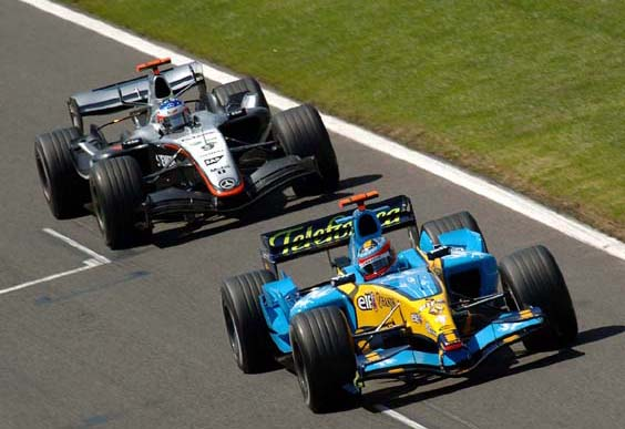 formel 1 saison 2005