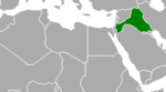 Arab Federation of Iraq and Jordan map.PNG