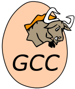 Logo von GNU Compiler Collection