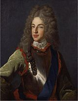 Alexis Simon Belle: James Francis Edward Stuart, The Old Pretender
