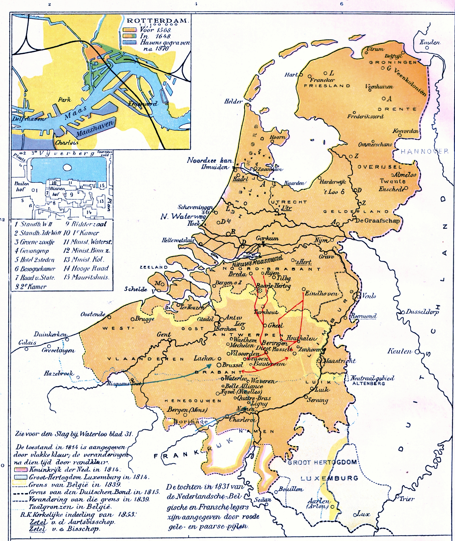 the kingdom of the united netherlands 1815 1830