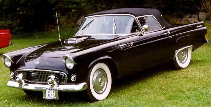 Ford Thunderbird von 1955