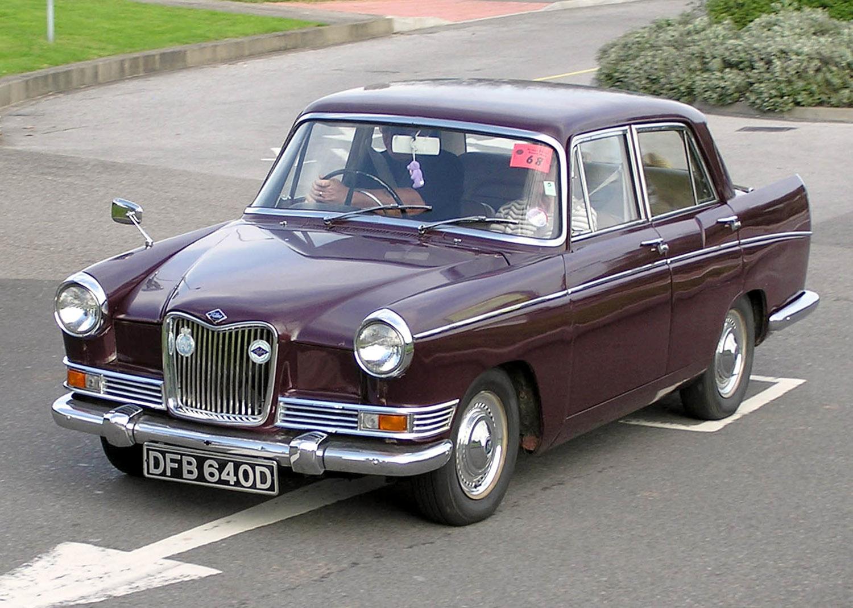 BMC Riley 4/68, 4/72, 1959-69