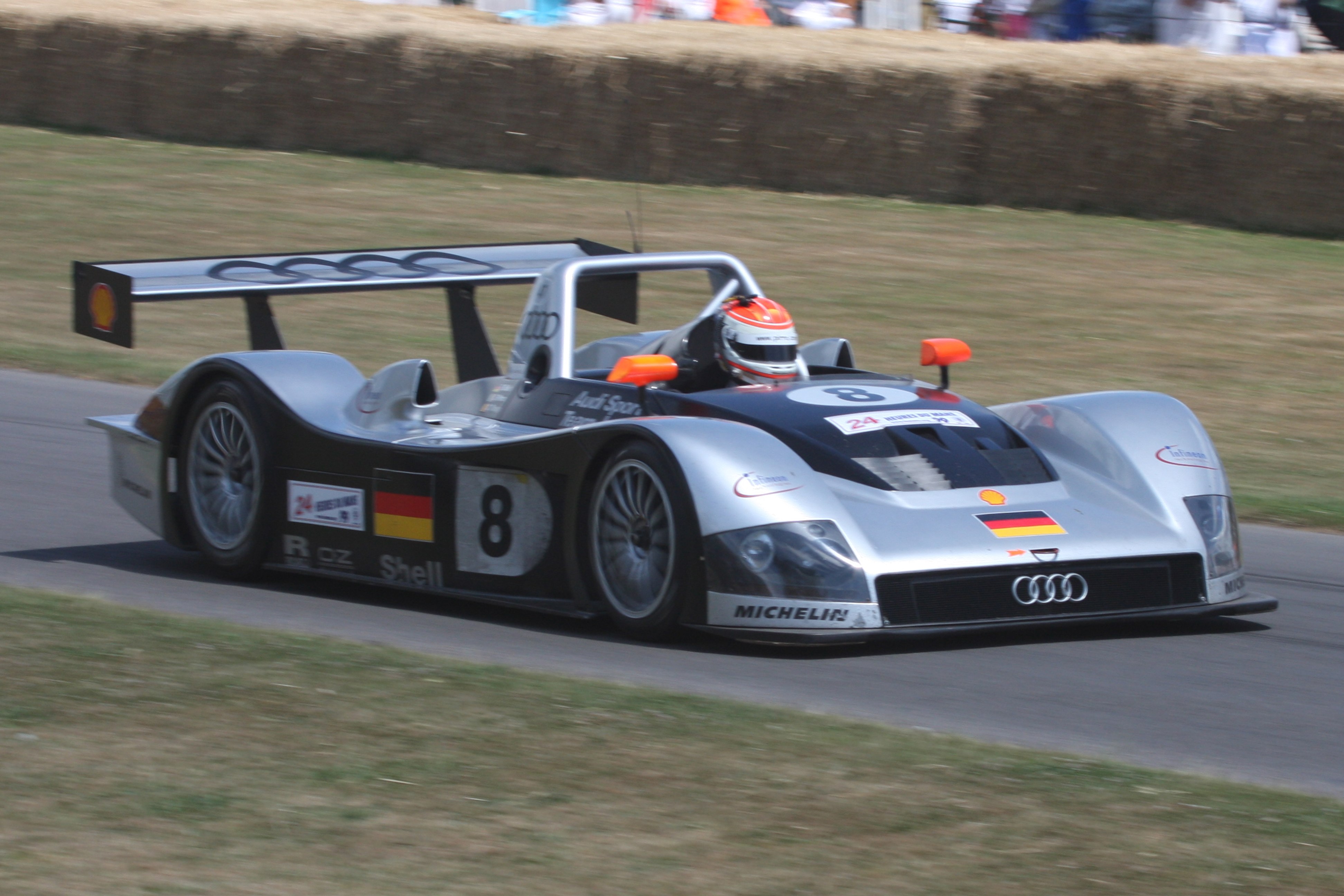 Hours Of Le Mans Audi Movie
