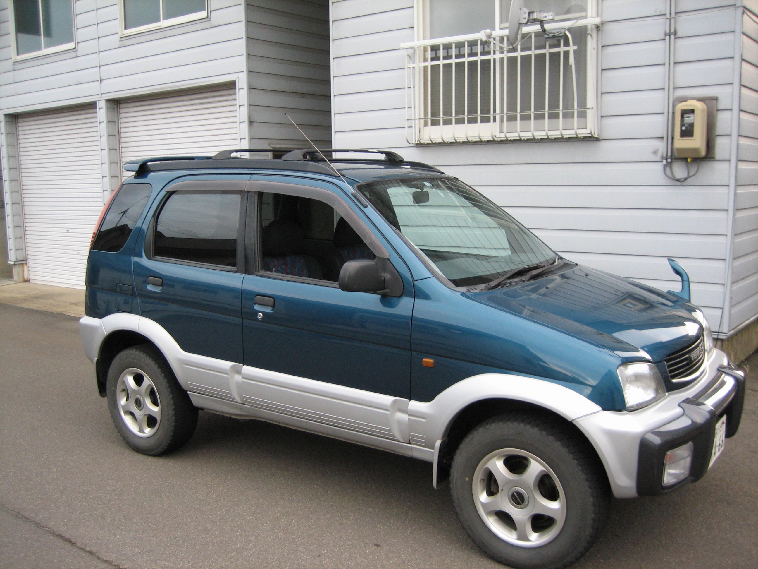 daihatsu materia 2006