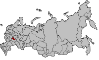 Lage in Russland