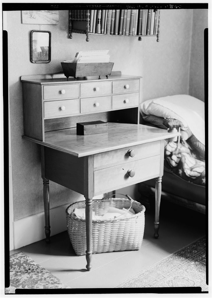 shaker stil. Black Bedroom Furniture Sets. Home Design Ideas
