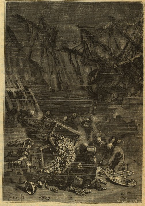 Nemos taucher heben das gold versunkener spanischer galeonen