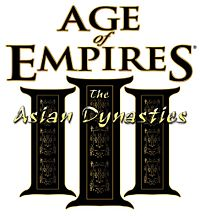 Age of Empires III: The Asian Dynasties Logo