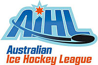 Logo der Australian Ice Hockey League