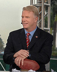Boomer Esiason at Super Bowl XLI pre-game show in Miami.jpg