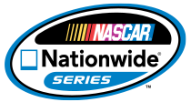 Das Logo der Nationwide Series