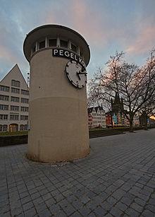 Kölner Pegel Köln