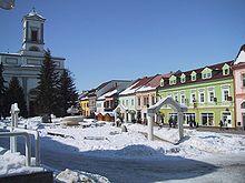 На этот раз, отправляемся в восточную часть Словакии.  Уютный средневековый городок Левоча, проезд по Спишскому...