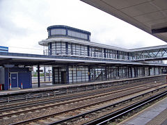 Ashford International (Eurostar) Station