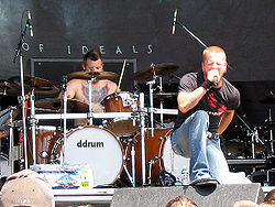 All That Remains am Ozzfest 2006