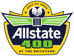 Allstate 400 at the Brickyard