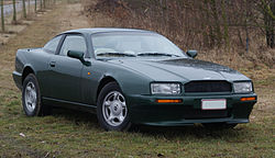 Aston Martin Virage Saloon