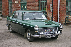 Austin A110 Westminster Mark II (1964-1968)