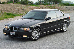 BMW M3, US-Exportmodell
