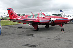 Beechcraft Baron BE55
