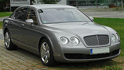 Continental Flying Spur (2005–2009)