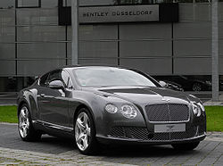 Bentley Continental GT (seit 2011)
