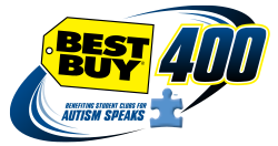 Best Buy 400 benefiting Student Clubs for Autism Speaks