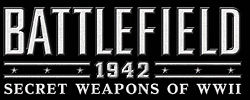 Das Logo von Secret Weapons of WWII