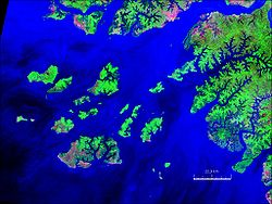 Satellitenbild Geocover 2000
