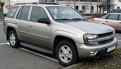 Chevrolet TrailBlazer (2002–2005)