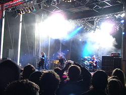 Dornenreich beim Summer Breeze, 2007