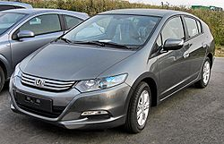 Honda Insight (seit 2009)
