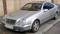 Mercedes Benz CLK Coupé (1997–1999)