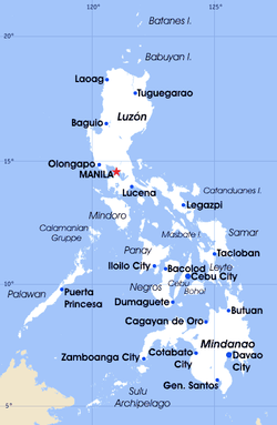 Bacolod City (Philippinen)