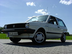 VW Polo II (Typ 86C)