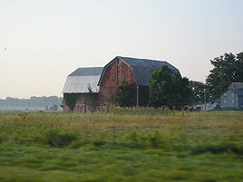 Farm in Indiana