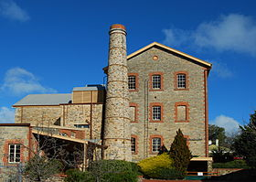 Old Mill building - Birdwood.JPG