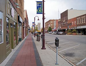 Main Street in Ames