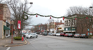 West Third Street in downtown Dover 2006