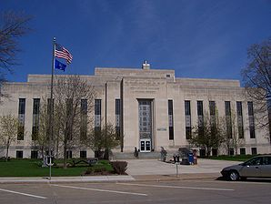 Outagamie County Courthouse in Appleton