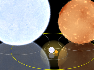 1e10m comparison Rigel, Aldebaran, and smaller - antialiased no transparency.png