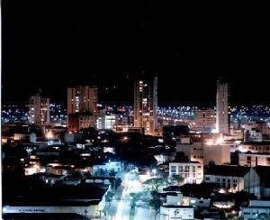 Anapolis by night