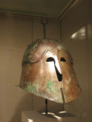 Ancient Greek Bronze Helmet.jpg