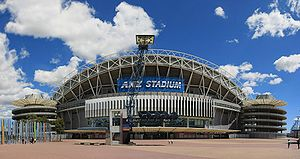 Das ANZ Stadium in Sydney