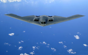 "Northrop B-2 ""Spirit"""